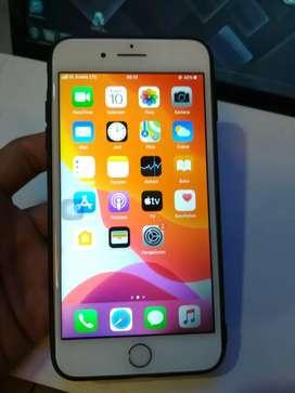 Dijual iphone 7plus 128gb