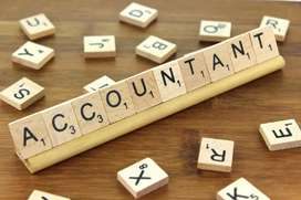 Urgent openings Accountant Assistant Fresher with Accounts Background