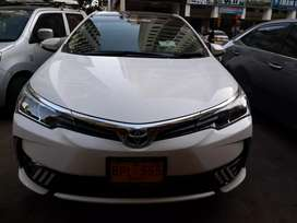786 Rent A Car Automatic Corolla available