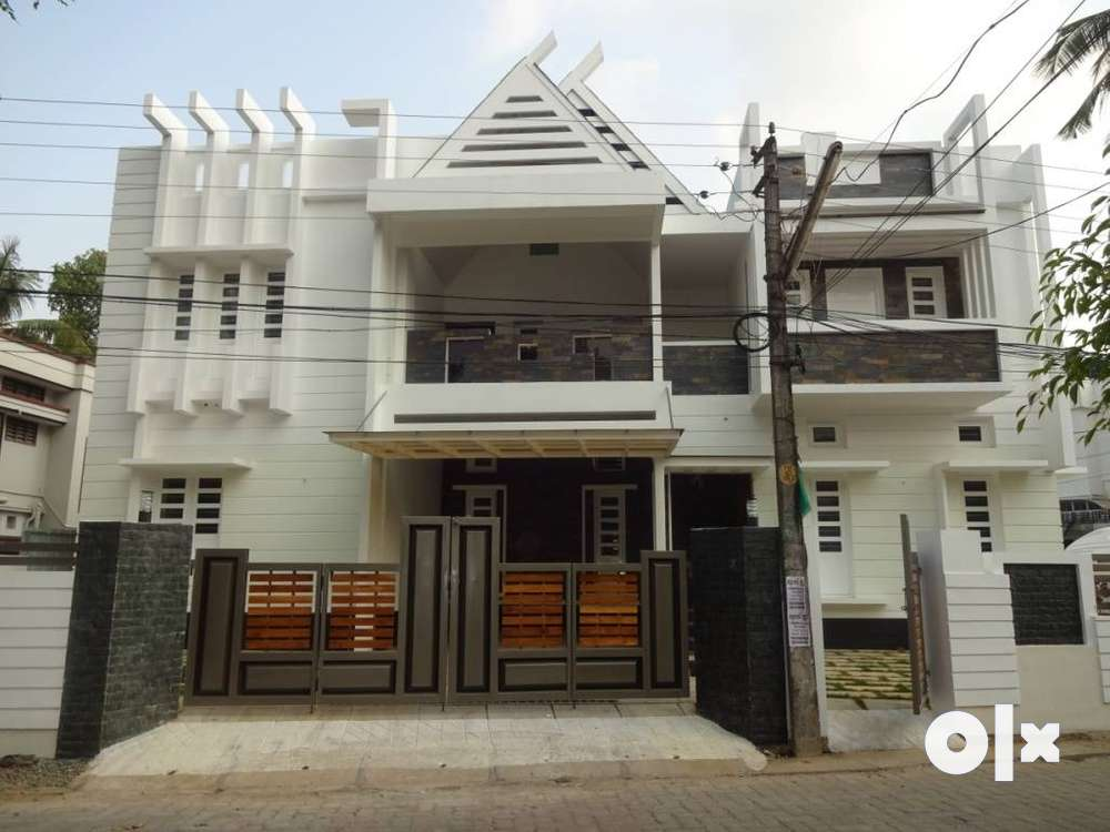 brand new semi furnished independent house at vazhakkala