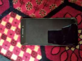 Lenovo k8 Note 4g phone 4gb ram 64gb rom in a good condition