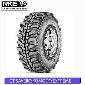 GT Savero Komodo Extreme Size 245/75 R16 Ban Mobil OFFROAD