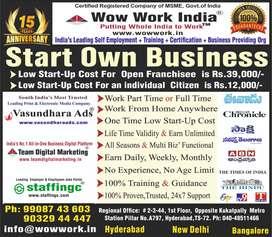 Best Start Up Business Opportunities