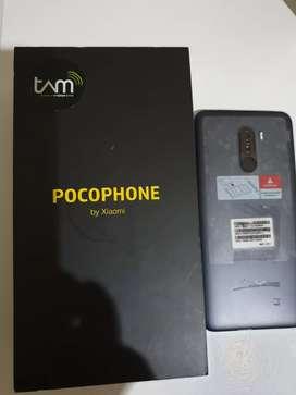 Xiaomi Pocophone F1 6/128GB Bisa Tukar Tambah