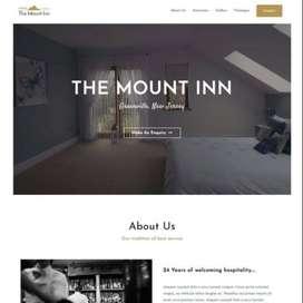 Jasa Pembuatan Website Hotel BnB