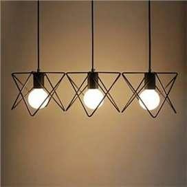 Kap lampu cafe kap lampu gantung kap lampu retro kap lampu hias