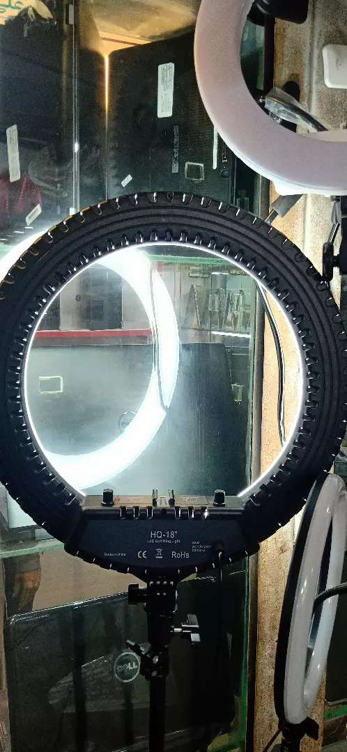 "Ring light 18"" pro 0"