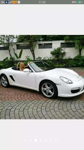 Porsche Boxster 2012 Istimewa