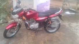 Super condition bike all papers are complete