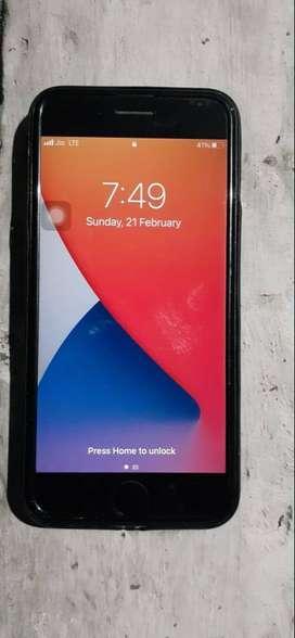 Iphone 7  (32 gb black colour)