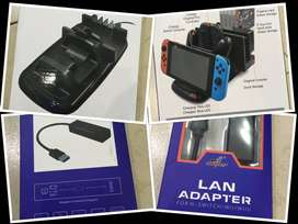 Nintendo Switch Controller and accessories
