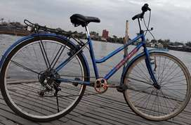 Sepeda Polygon siera