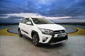 END YEAR SALE !! T. All New Yaris Heykers MT th 2017 nopol W