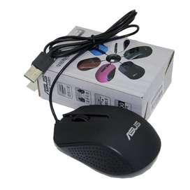 Mouse Optical Cable Asus Espada AE-01 Optic Kabel USB 1000DPI