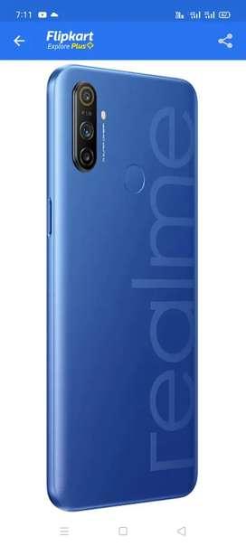 New realme narzo 10A new seal phone