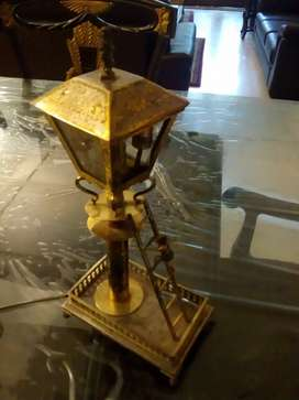 Antque lamp Rs. 2 lakhs.