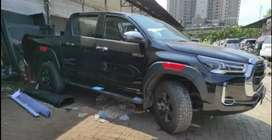 OVER FENDER HILUX REVO OVER FENDER HILUX ROCCO