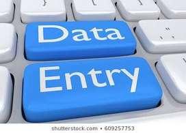 Data entry- home based job