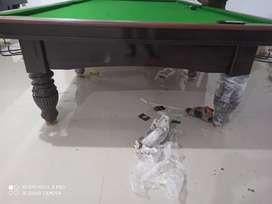 Billiards manufacturing