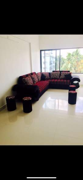 Fully furnished 3bhk for rent in heart of the city