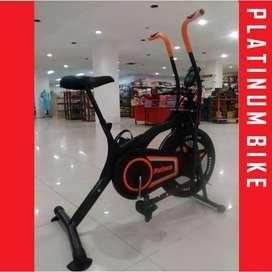 Platinum bike sepeda statis beda dengan yg murah ZY665
