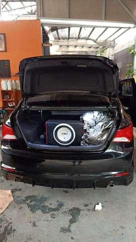 Hyundai Sonata 2012 Bensin