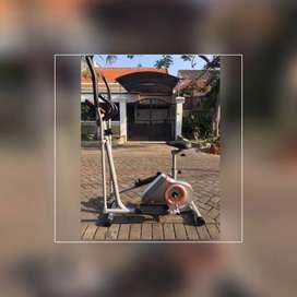 Sepeda Statis Elliptical Bike Magnetic // Zigas Fit 11.21