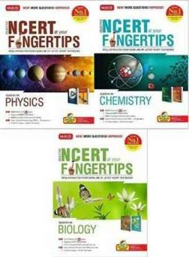 NCERT FINGERTIPS ,MTG NEW ADDITION ,BIOLOGY,PHYSICS AND  CHEMISTRY.