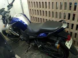 Limited edition, FZS, Blue Color