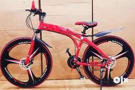Folding cycles 21 Shimano gears(guwahati)