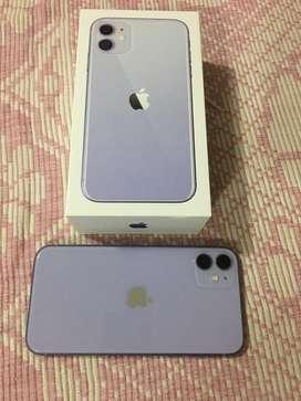 iPhone 11 Purple 256 GB - Brand New
