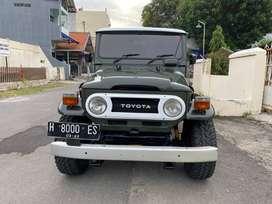 Hardtop fj40 diesel swap engine 12Ht th 1978 / 1980