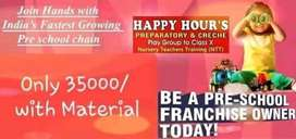 Pre School Franchise at 35000/