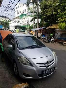Toyota Vios G AT 2008