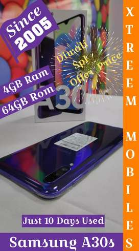 Samsung A30s..Just 10 Days Used..
