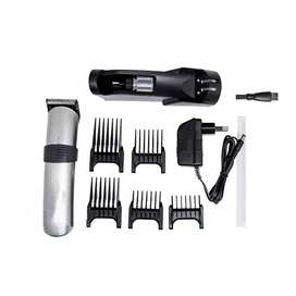 Rechargeable Hair Trimmer Clipper With Charging Stand 8 Hours Charge