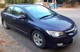 Honda Civic 1.8V AT, 2008, Petrol