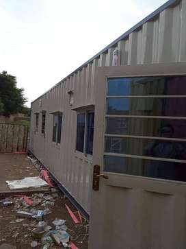storage container/dry container/ porta cabin in chitral
