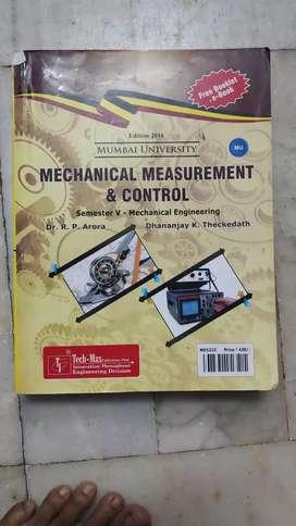 MMC Mechanical measurement and control