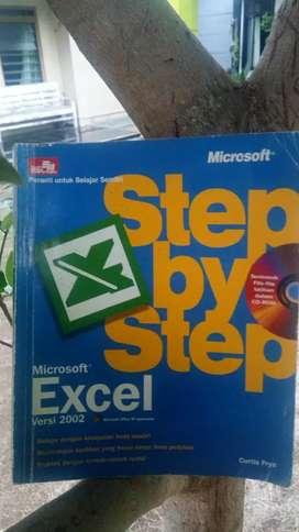 Buku panduan pengolah data Microsoft Excel
