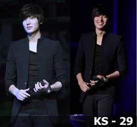 Blazer Casual Night LMH Korean Style - SK29