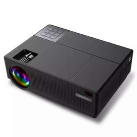 Cheerlux CL770 LCD Home Entertainment Projector - Black
