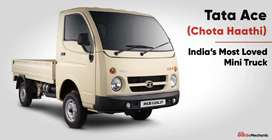 Tata ace and 407