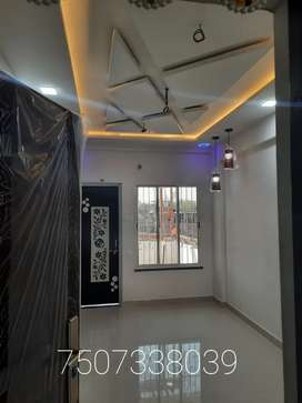 2BHK flat with open terrace