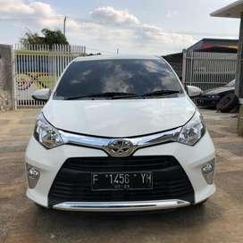Toyota Calya G automatic 2018