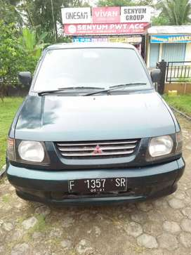 Mitsubishi Kuda 1.6 2001 MT