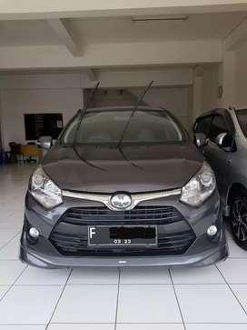 Toyota New Agya 1.2 TRD Matik