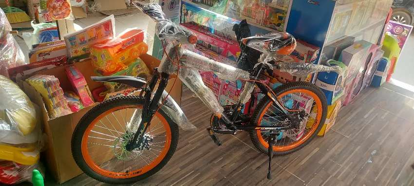 Brand new Imported Cycle (Brand Apple) 0