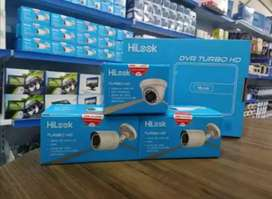 CCTV TURBO HD FREE INSTALASI// PLUS SETTING ONLINE KE HP
