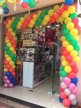 Balloon Decoration For Opening Ceremony